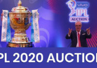 IPL 2020 Auction- Complete list of sold, unsold players with their Price & Team