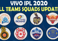 IPL 2020 Team Squads- Full List of All 8 Teams Players updated after auction