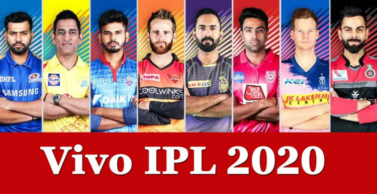 IPL 2020 Teams Squads