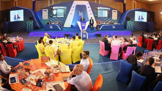 IPL T20 Auction 2020