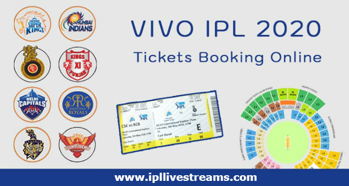 Where How to Book IPL T20 Tickets Online and Offline