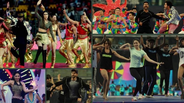 IPL 2020 Opening Ceremony Celebrity Performances