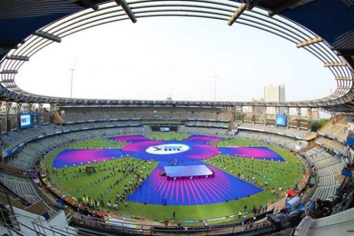 IPL Opening Ceremony 2020