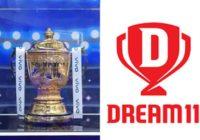 Dream 11 - IPL 2020 Title Sponsor