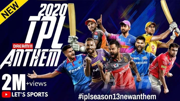 IPL 2020 Theme song Download
