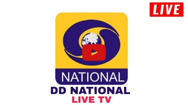 IPL Live Streaming  on DD National Official YouTube channel