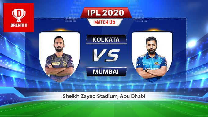 KKR vs MI live streaming