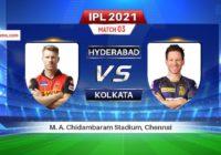 KKR vs SRH Live Streaming - IPL Updates