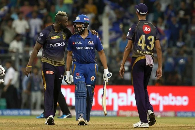 Kolkata Knight Riders Vs Mumbai Indians live match