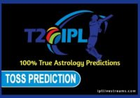 ipl-t20-toss-winner-prediction-100-percent-Astrology